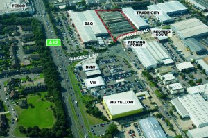 Industrial property opportunities