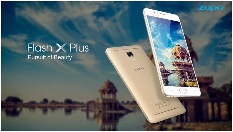 Zopo Flash X Plus – design, specificatii si software